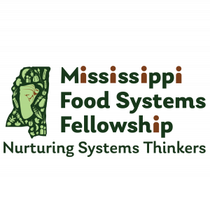 Mississippi Food Systems Fellowship Logo WithTagline