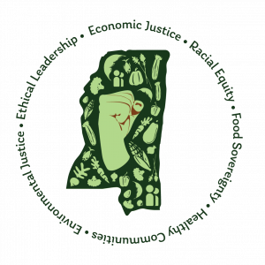 Mississippi Food Systems Fellowship Logo